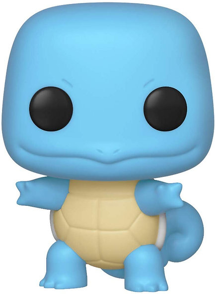 FUNKO POP GAMES POKEMON SQUIRTLE
