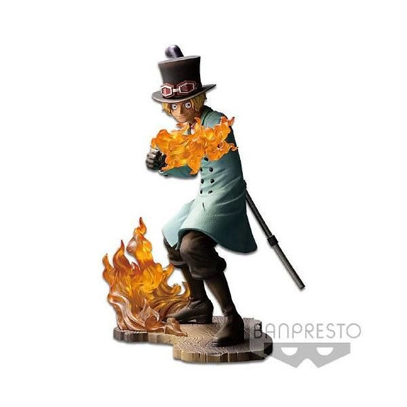 BANPRESTO ONE PIECE SABO STAMPEDE