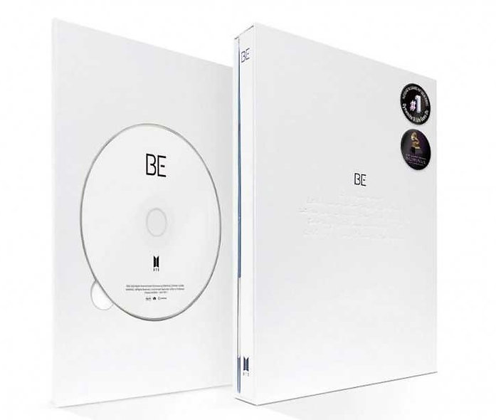 BTS BE ESSENTIAL EDITION CON WEVERSE SHOP GIFT