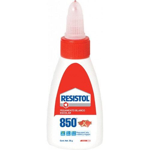PEGAMENTO LIQUIDO BLANCO 850 35 g. RESISTOL