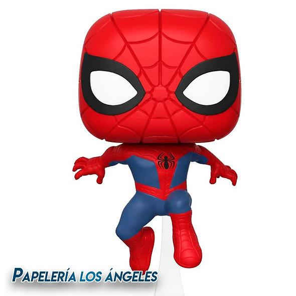 FUNKO POP MARVEL ANIMATED SPIDER MAN PETER PARKER
