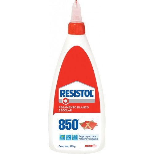 PEGAMENTO LIQUIDO BLANCO 850 225 g. RESISTOL
