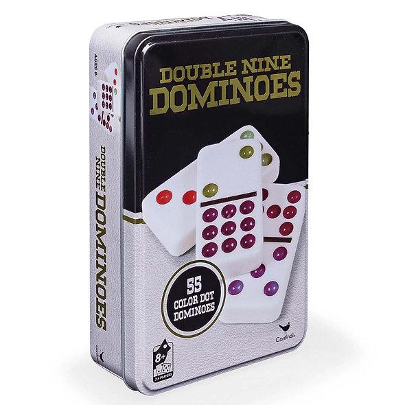 DOMINO DOBLE 9 CARDINAL