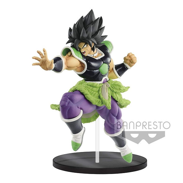BANPRESTO DRAGON BALL BROLY ULTIMATE SOLDIERS