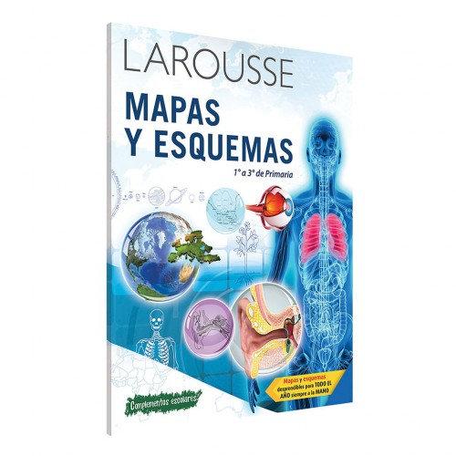LIBRO DE TAREAS MAPAS Y ESQUEMAS 1 Y 3 GRADO