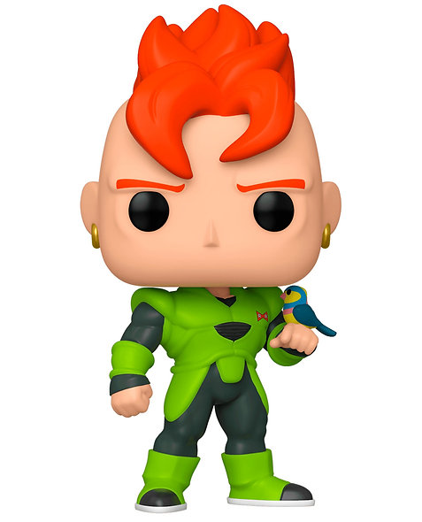FUNKO POP ANIMATION DRAGON BALL Z ANDROIDE 16