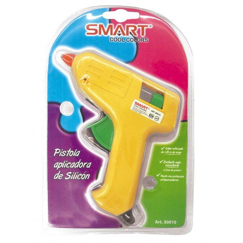 PISTOLA PARA SILICON CHICA COOL COLORS SMART