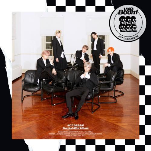 NCT DREAM - MINI ALBUM Vol.3 We Boom