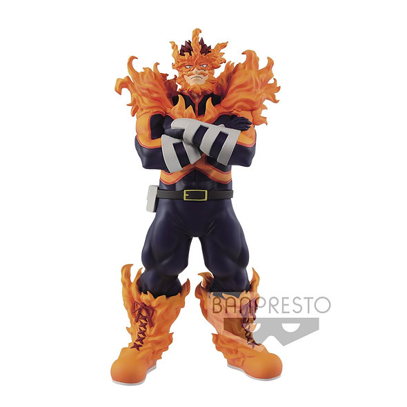 BANPRESTO MY HERO ACADEMIA AGE OF HEROES ENDEAVOR