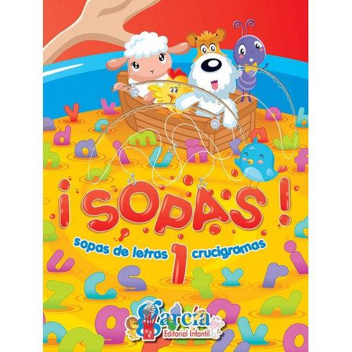 LIBRO DE ACTIVIDADES SOPA DE LETRAS 1