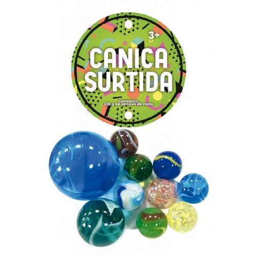 CANICA TAMAÑOS SURTIDOS C/220 GR