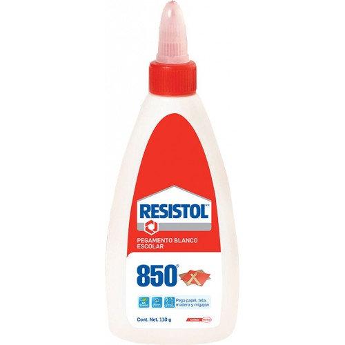 PEGAMENTO LIQUIDO BLANCO 850 110 g. RESISTOL