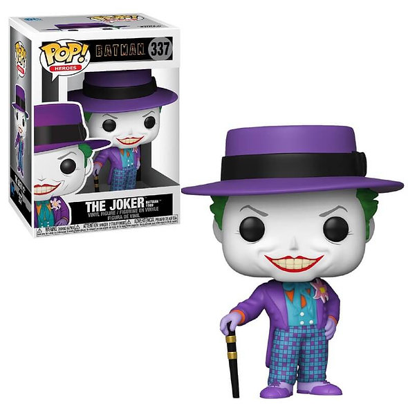 FUNKO POP HEROES BATMAN 1989 JOKER