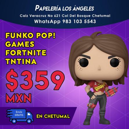 TNTINA FUNKO POP