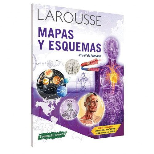 LIBRO DE TAREAS MAPAS Y ESQUEMAS 4 Y 6 GRADO