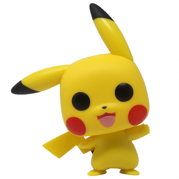 FUNKO POP GAMES POKEMON PIKACHU 553