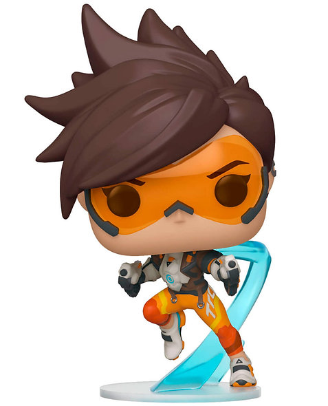 FUNKO POP GAMES OVERWATCH TRACER
