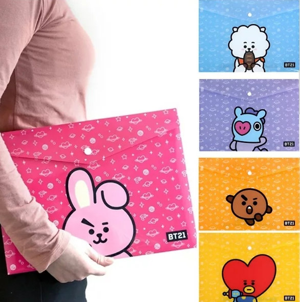 FOLDER HORIZONTAL K POP VARIOS MODELOS