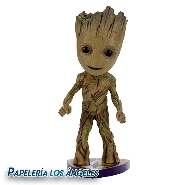 NECA HEAD KNOCKER GUARDIANES DE LA GALAXIA VOLUMEN 2 GROOT