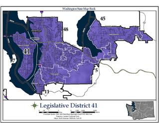 First Refugee Legislature in Washington State
