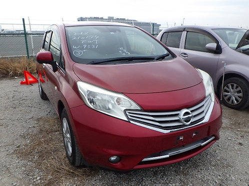 NISSAN NOTE 2014 #0174