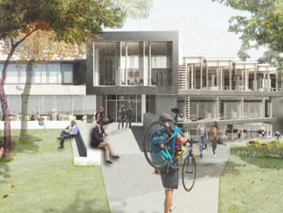 Panel cannot support Campus Central project at Stirling University