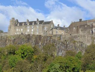 Parking at Stirling Castle