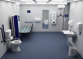 Changing Places Toilet. Photo from Pamis