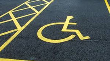 Forth Valley Royal Hospital disabled parking