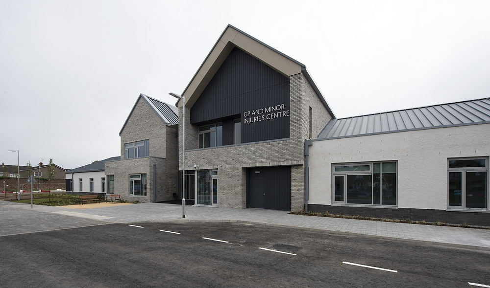 GP and Minor Injuries Centre in Stirling