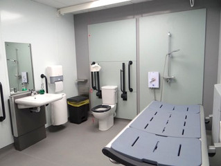 The Peak gets a Changing Places Toilet