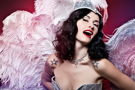 Burlesque Diva