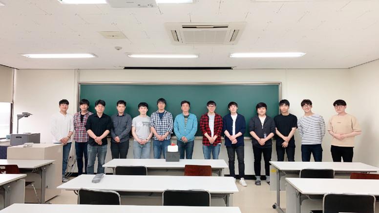 Group photo 2019.5.15
