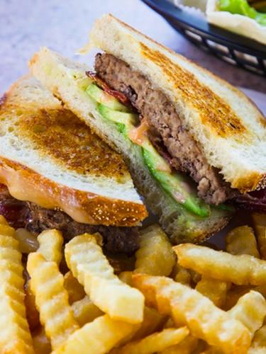 Beach Cafe LV Frisco Bay Burger