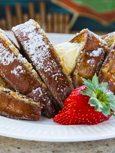 Beach Cafe French Toast