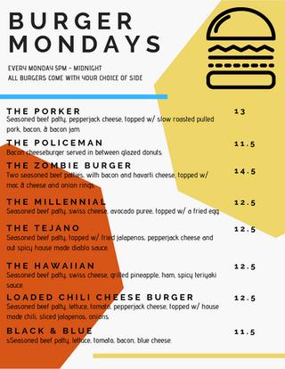 Burger Mondays Menu.PNG