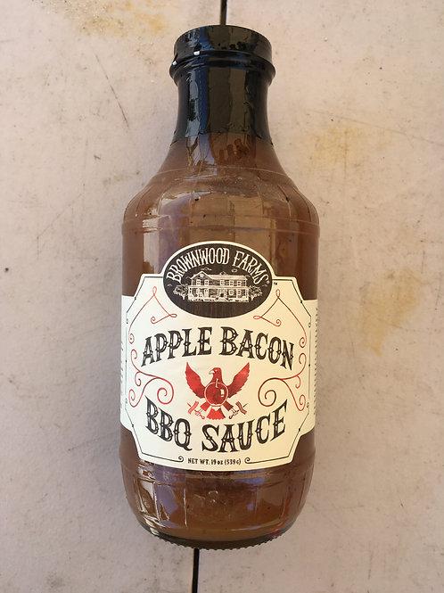 SG-Apple Bacon BBQ Sauce (19oz)