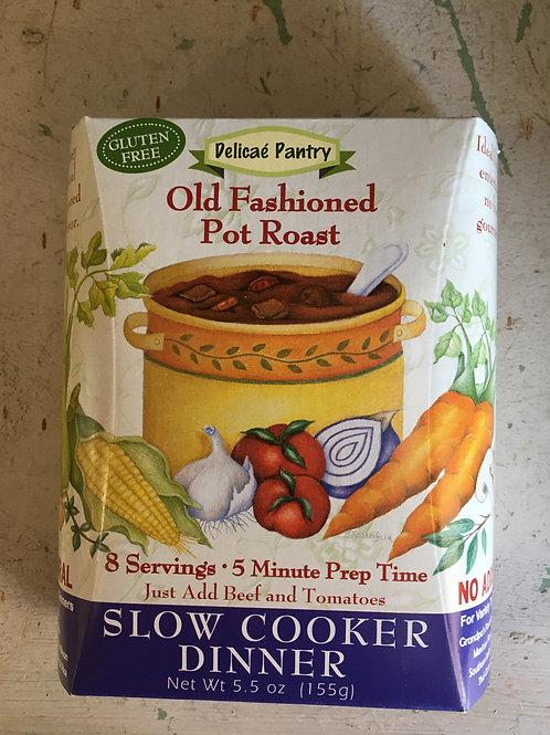 SG-Slow Cooker Dinner Spices (5.5oz): Old Fashioned Pot Roast