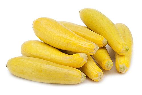 Yellow Squash (pounds)