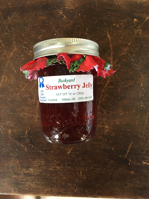 Strawberry Jelly (jar)