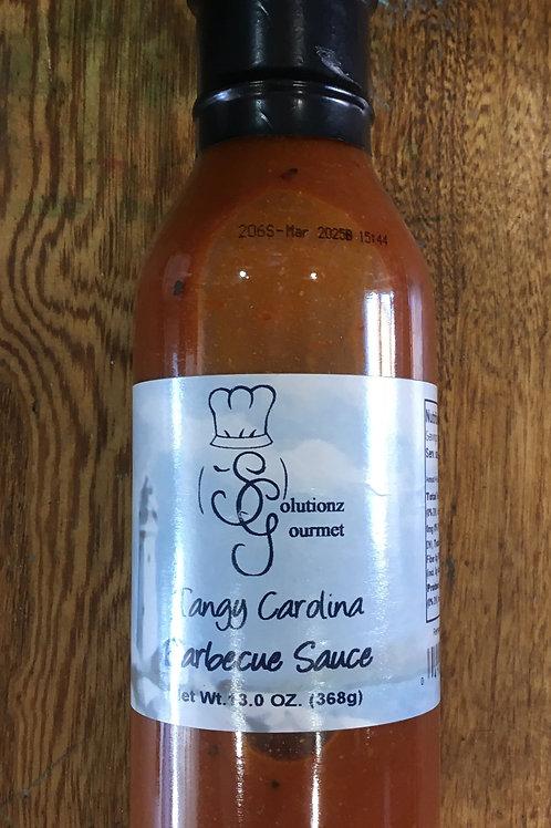 SG-Tangy Cardina BBQ Sauce (13oz)
