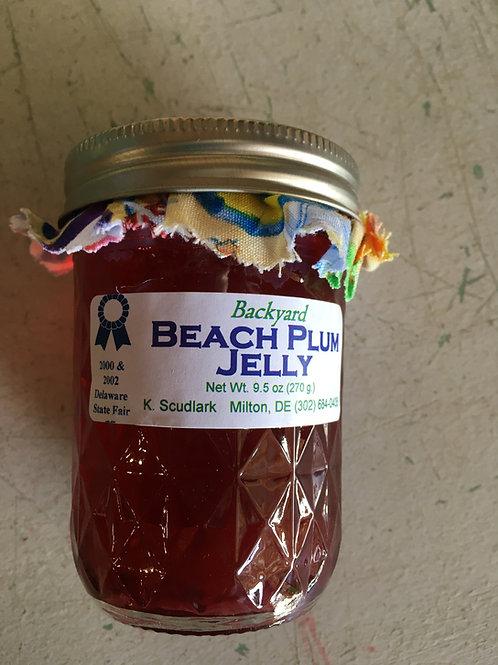 BJJ-Beach Plum Jelly (jar)
