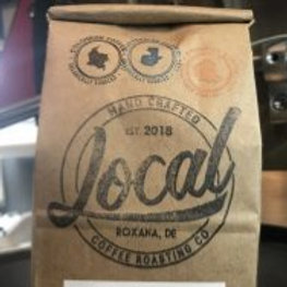 Local Coffee Roasting-Whole Bean Coffee (bag)