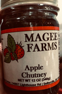 Apple Chutney (12oz)