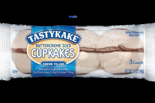 TastyKake Buttercreme Iced CupKakes