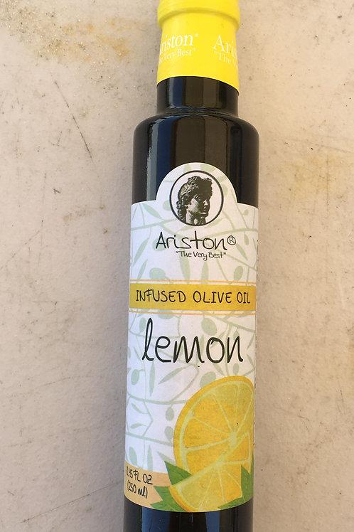 SG-Lemon Infused Olive Oil (8.45oz)