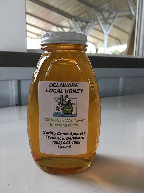 SPA-Honey (1lb jar)