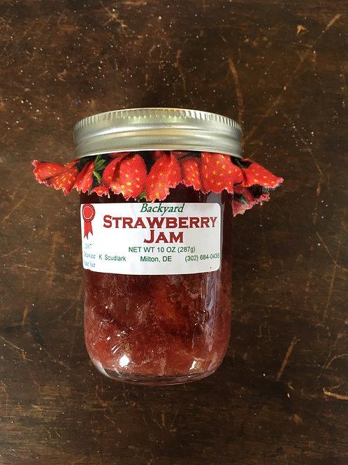 Strawberry Jam (jar)