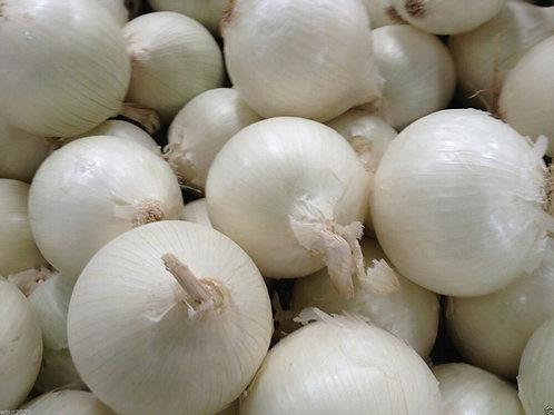 White Onions (pounds)