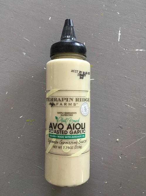 SG-Avo Aioli Roasted Garlic (7.75oz)